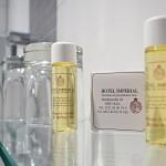 Seife und Shampoo im Hotel Imperial