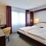 Einzelzimmer Komfort = Doppelzimmer zur Einzelnutzung in Köln