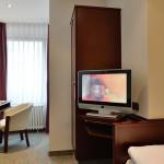"""Zimmerkategorie """"Einzelzimmer Standard"""" im Hotel Imperial in Köln Ehrenfeld"""