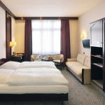 Doppelzimmer Komfort im Hotel Imperial in Köln