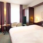 Unsere Doppelzimmer Standard im Hotel Imperial in Köln-Ehrenfeld