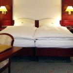 Doppelzimmer im Hotel Imperial in Köln