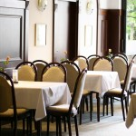Tagsüber im Restaurant - Hotel Imperial
