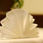 Stoffservietten selbstverständlich kostenfrei - Hotel Imperial
