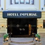 Das vier Sterne Hotel Imperial in Köln-Ehrenfeld