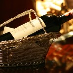 Genießen Sie ein schönen Rotwein im Restaurant