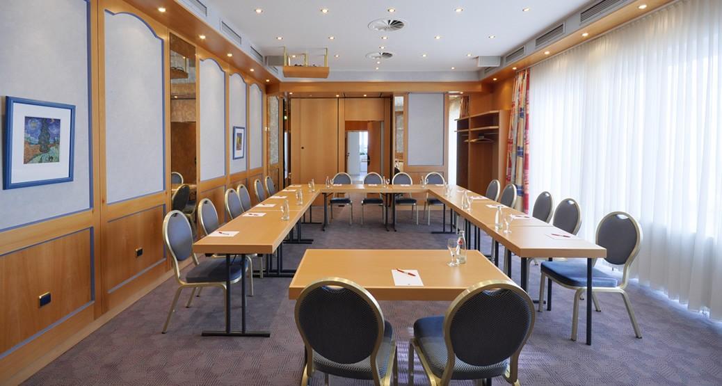 Unsere Tagungsräume im Hotel Imperial