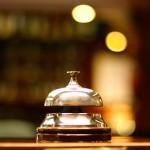 Impressionen von der Hotelrezption