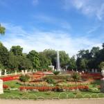 Botanischer Garten - Flora Köln Haupteingang Stammheimer Straße