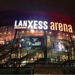 Lanxess Arena - in Köln-Deutz