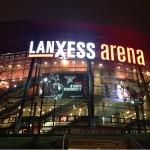 Lanxess Arena - in Köln-Deutz