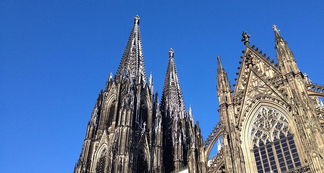 Der Kölner Dom - Wahrzeichen von Köln