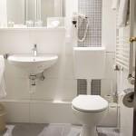 Neu renoviertes Badezimmer im Zimmer Nr. 34
