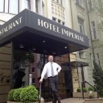 Ralph Müller vom Hotel Imperial