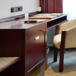 Schreibtisch in den Zimmern - Hotel Imperial Köln